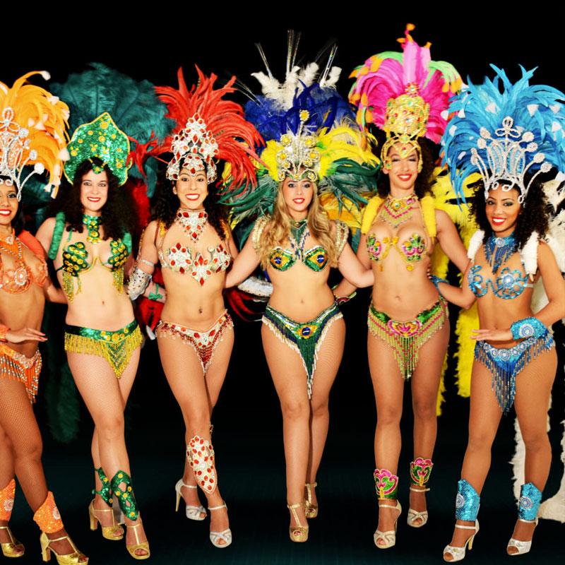 danseuses bresiliennes