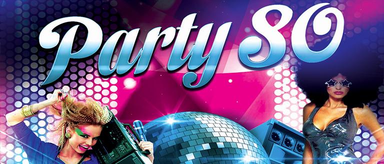 Les rythmes de la nuit Party 80